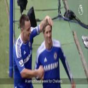 Fernando Torres at his brilliant best   PLMoment
