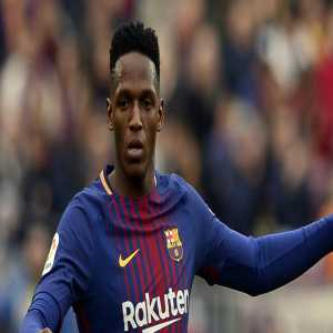 COPE : It's a matter of hours before Yerry Mina move to Everton is made official