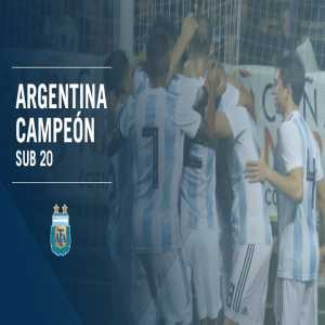 Argentina wins COTIF L'Alcúdia U20 tournament after defeating Russia 2-1