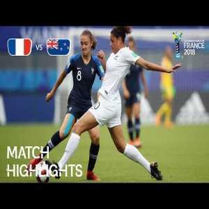 France v. New Zealand - FIFA U-20 Women's World Cup France 2018 - Match 9