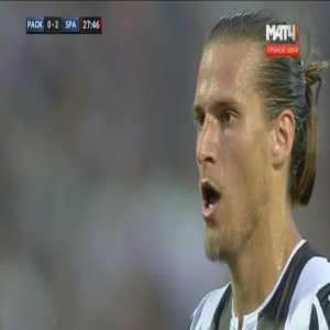 PAOK [1]-2 Spartak Moscow - Aleksandar Prijovic penalty 29'