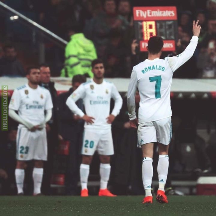 Real Madrid wants to invite Juventus to play the 2019 Santiago Bernabeu trophy match and use the opportunity to have a tribute to Cristiano Ronaldo (Marca)