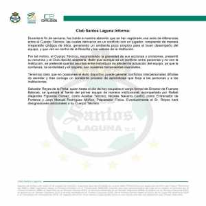 Robert Siboldi, Manager of LigaMX's Santos, Resigns After Conflict With Player
