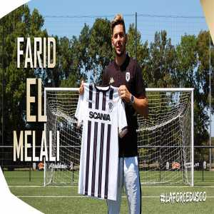 Angers SCO signs Farid El Melali on a 4 years contract