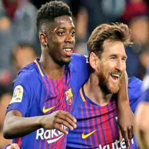 Arsenal have offered €100m for Dembélé