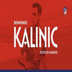 Atletico Madrid sign Nikola Kalinic from AC Milan