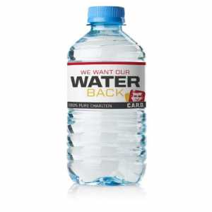 Charlton Athletic fans have delivered 100 bottles of water to their training ground, after it emerged that bottled water was reserved for first team players, and youth team players had to queue up for tap water.
