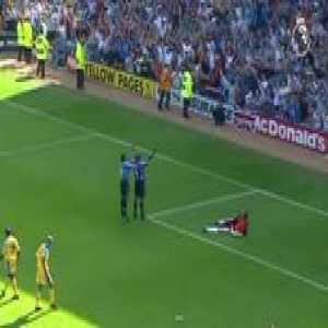 Deadly Dion Dublin's hat-trick downed Chelsea 🎯  A sunny afternoon at Coventry City FC  OnThisDay back in 1997