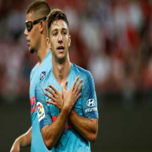 Fulham set to sign Luciano Vietto from Atletico Madrid
