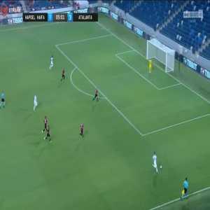 Hapoel Haifa 1-[4] Atalanta - Musa Barrow 86'