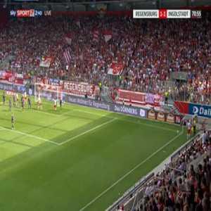 Kangni Frederic Ananou Own Goal - Jahn Ratisbonne 2 vs 1 Ingolstadt