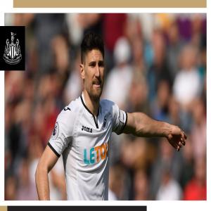Newcastle sign Fredrico Fernandez
