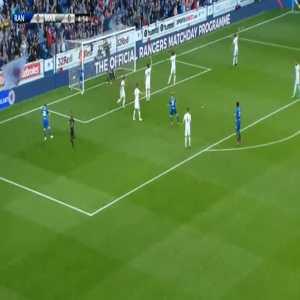 Rangers 1-0 Maribor - Alfredo Morelos 5'