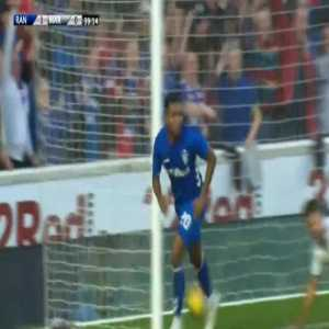 Rangers 1-[1] Maribor - Gregor Bajde 40'
