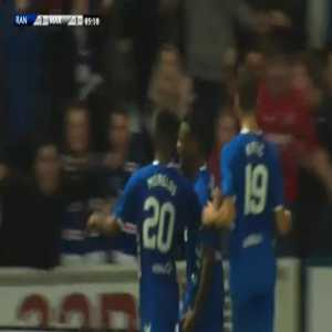 Rangers [3]-1 Maribor - Lassana Coulibaly 86'