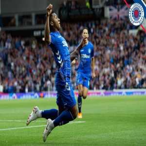 Rangers 3-1 NK Maribor [EL 3rd qual. Round, 1st Leg]