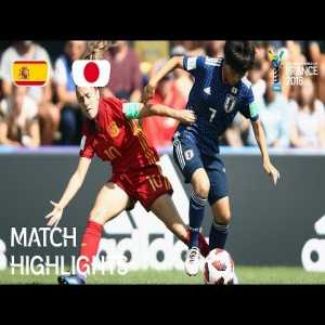 Spain v. Japan - FIFA U-20 Women's World Cup France 2018 - Match 14