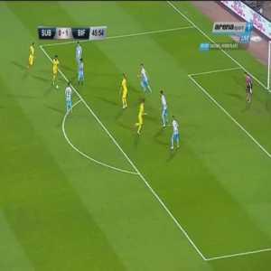 Spartak Subotica 0-2 Brøndby IF - Hany Mukhtar 46'