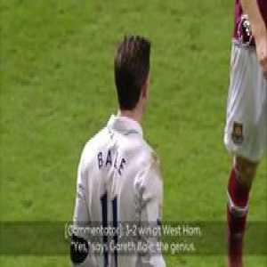 Take a bow Gareth Bale 🔥   Late, great winner for Tottenham Hotspur   PLMoment