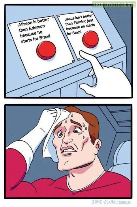 The Liverpool fan dilemma.