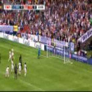 Vancouver Whitecaps 1-0 Toronto FC - Kei Kamara penalty 24'