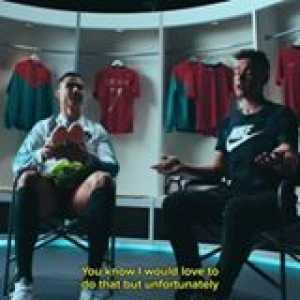 premium selection 369b2 6958e When you turn down an autograph from Ronaldo 😂😂 🎥  Joltter Unisportstore.co    Troll Football