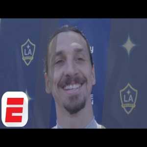 Zlatan Ibrahimovic Explains Difference Between MLS And Premier League