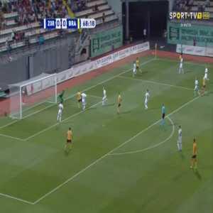 Zorya 0-1 Braga - Ricardo Horta 69'