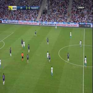Dimitri Payet Goal - Marseille 2 vs 0 Toulouse