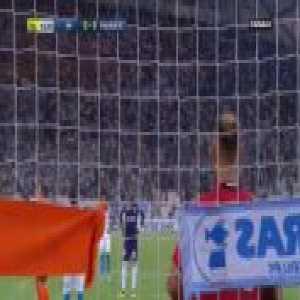 Marseille 1-0 Toulouse - Dimitri Payet penalty 45'