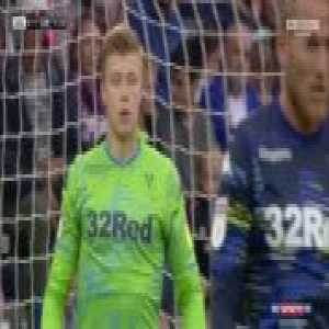 Derby County [1]-1 Leeds United: Lawrence FK