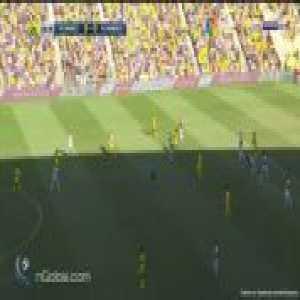 Nantes 0-1 Monaco - Rony Lopes 69'
