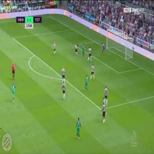 Newcastle 1-[2] Tottenham : Dele Alli 18'