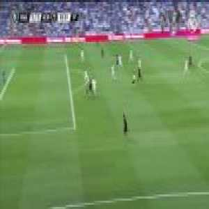 Real Madrid 1-[1] AC Milan - Gonzalo Higuain 4'. First goal and shot for Milan.