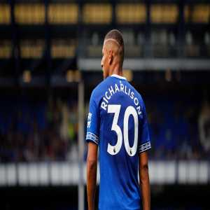 Richarlison has scored with his very first shot as an Everton player; this after failing to score with each of his previous 53 with Watford in the Premier League