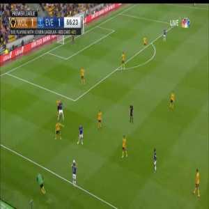 Wolves 1-[2] Everton - Richarlison 67'