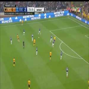 Wolves [2]-2 Everton - Jiménez 80'