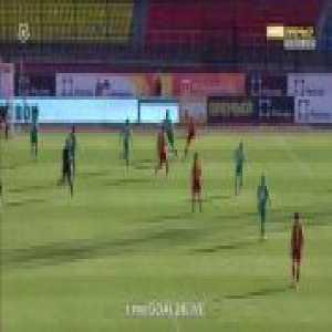 Arsenal (Tula) [1] - 1 Akhmat - Luka Djordjevic 53'