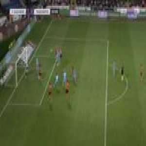 Basaksehir 1-0 Trabzonspor - Manuel da Costa 43'