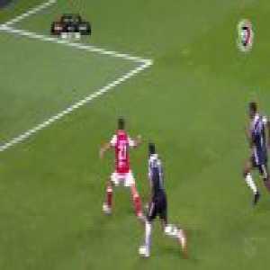 Braga [4]-2 Nacional (Second goal by Ricardo Horta)