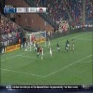 Jack Elliott 2nd Goal - New England Revolution 0-[2] Philadelphia Union (Major League Soccer)