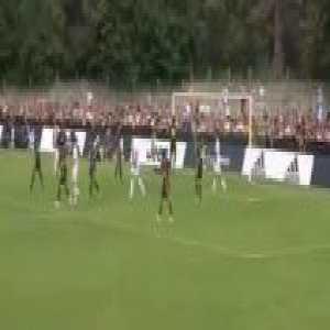 Juventus A [5]-0 Juventus B - Claudio Marchisio 54'