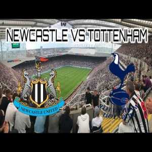 Newcastle United vs Tottenham Hotspur - match day vlog