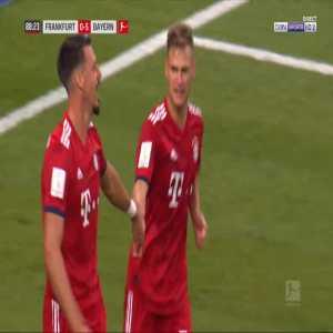 Sandro Wagner huge miss against Frankfurt