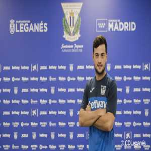 Leganés confirm the signing of Jose Arnaiz from Barça
