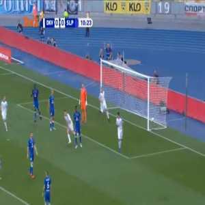 Dynamo Kiev 1-0 Slavia Praha [2-1 on agg.] - Benjamin Verbic 11'