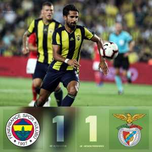 Fenerbahce eliminated from the 2018-2019 Champions League
