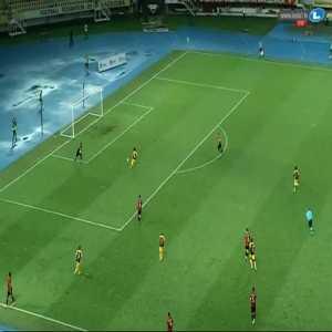 Shkendija 0-1 RB Salzburg [0-4 on agg.] - Andre Ramalho 90'+3'