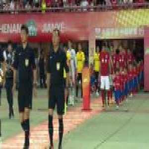 Anderson Talisca Great Goal vs Henan Jianye