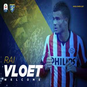 Frosinone sign Rai Vloet from Chiasso